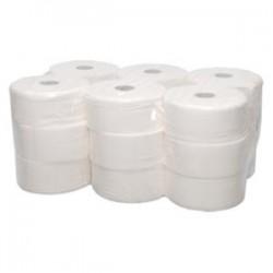 Papel higienico industrial laminado 18 rollos