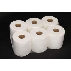Bobina secamanos celulosa fardo 6 rollos