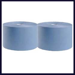 Bobina taller azul tricapa 300