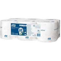 PAPEL HIGIENICO EXTRACCION CENTRAL TORK SMARTONE